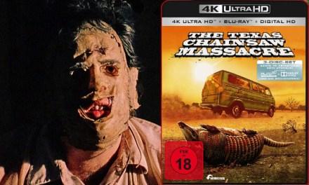 "Ultra HD Blu-ray: Start von ""The Texas Chainsaw Massacre"" im Mai"