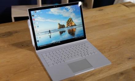 Microsoft Surface Book 2: Variante mit 4K-Display im Juni?