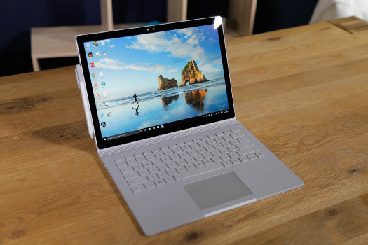 Microsoft Surface Book 2: Variante mit 4K-Display im Juni?