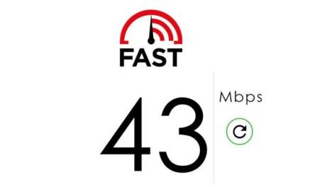 """Netflix stellt den Gratis-Speedtest """"Fast.com"""" zur Verfügung"""