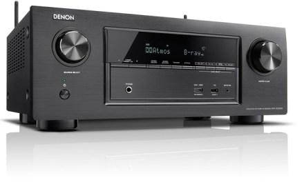 Denon: Neue X-Serie von AV Receivern mit 4K, HDR & Dolby Atmos