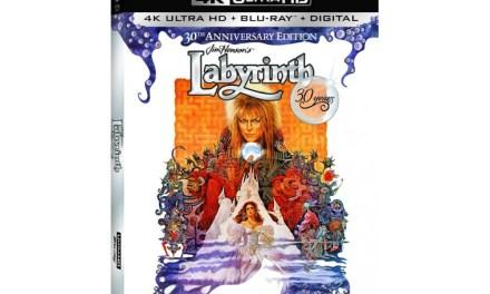 "Ultra HD Blu-ray: ""Labyrinth"" ab jetzt vorbestellbar"