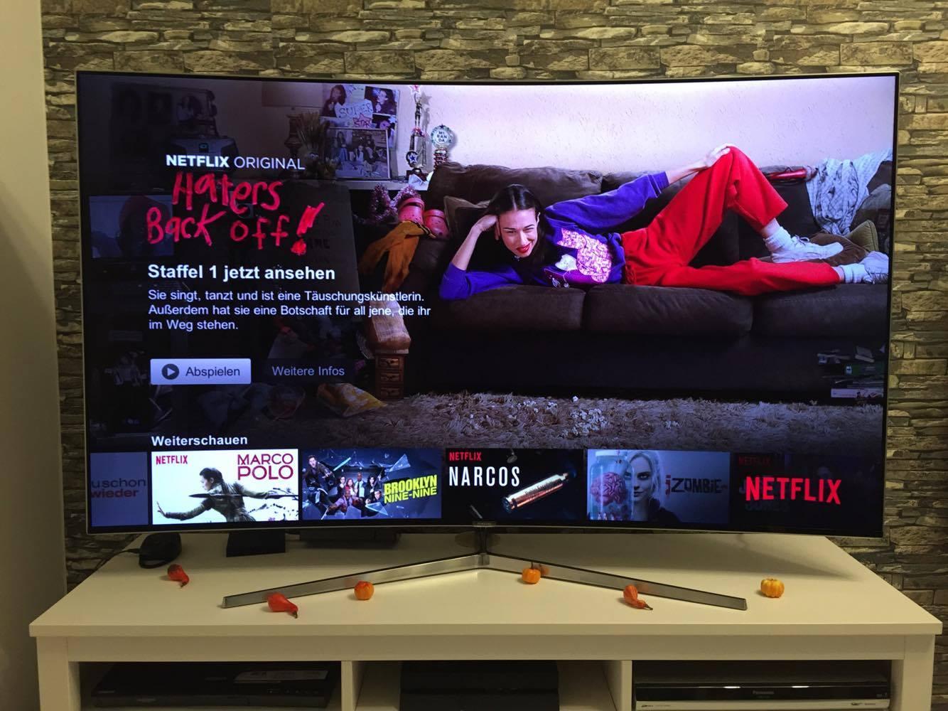Netflix Fernseher
