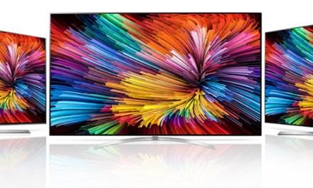 LG Super UHD TV Lineup 2017 vorgestellt [CES]