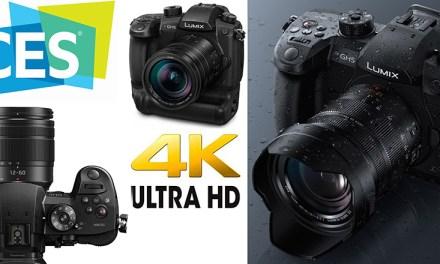 Lumix DC-GH5 hat das Zeug zum Champion: schnelle 4K-Videos und mächtige 6K-Fotos
