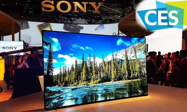 Bravia OLED-TVs von Sony machen den Flatscreen selbst zum Lautsprecher