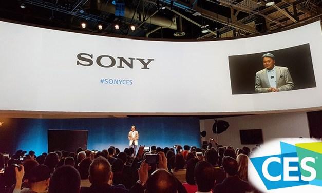 Sony-Präsident Kazuo Hirai zeigt bei CES-Pressekonferenz neue Marschrichtung auf
