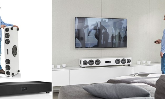 """Aktives XXL-Stereoboard von Nubert hievt Heimkino und Hi-Fi auf """"höggschdes Niveau"""""""