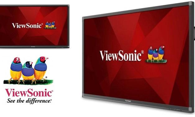 Partnerschaft zwischen Intel und ViewSonic trägt erste gemeinsame Früchte