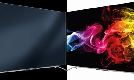 "Neuer Grundig ""Fine Arts""-OLED-TV lockt 3D-Fans mit Polarisations-Technik"