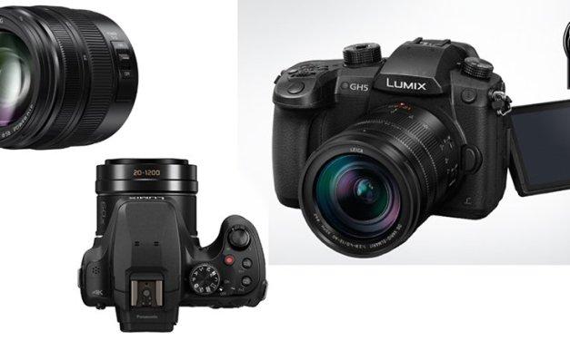 Drei TIPA Awards für Panasonic Lumix-Kameras und ein Standardzoom-Objektiv