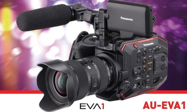 Neue Panasonic Cinema-Kamera verbindet zwei Produkt-Welten