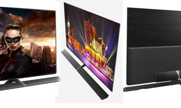 Höchste Weihen machen neue Panasonic OLED-TVs begehrenswert