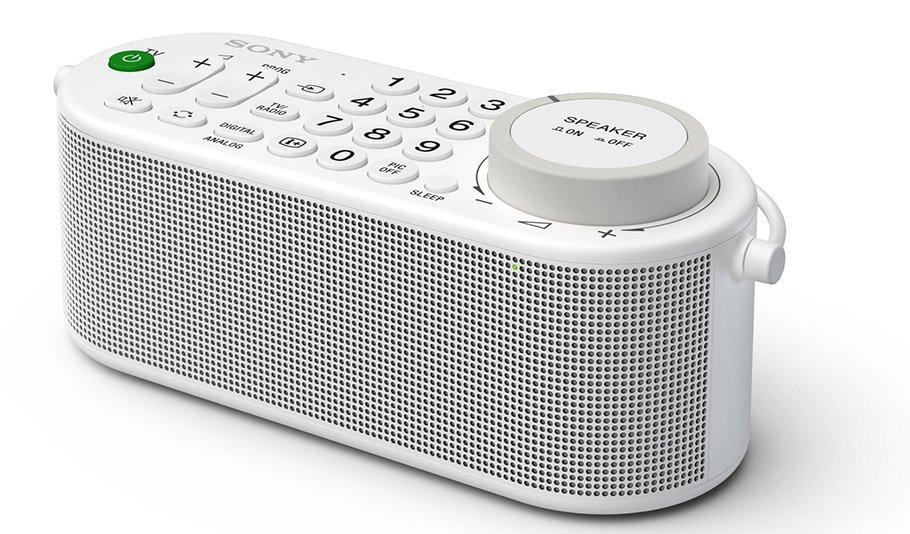 Opa´s little Helper: Sony Funklautsprecher macht TV-Ton transportabel