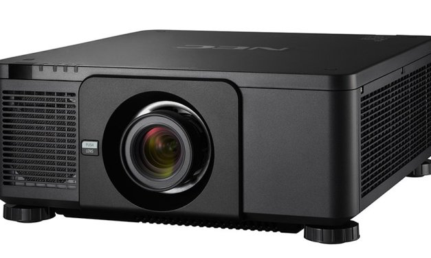 NEC verspricht: Kinobildqualität hält auch in Besprechungsräumen Einzug