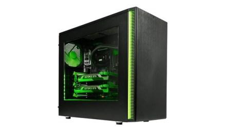 Gaming XMG SECTOR Desktop für 4K Gaming vorgestellt
