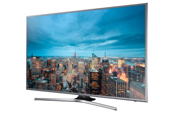Samsung UHD TV JU6850 mit Nano Crystal Color auf IFA Innovations