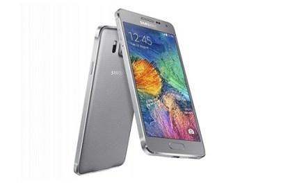 Samsung Galaxy Alpha: Smartphone aus Metall und mit 4K-Videofunktion