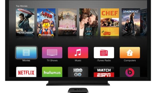 Apple HDTV: Leak von 60-Zoll-Modell mit OLED-Display