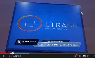 Hisens UHDTV & OLED Video