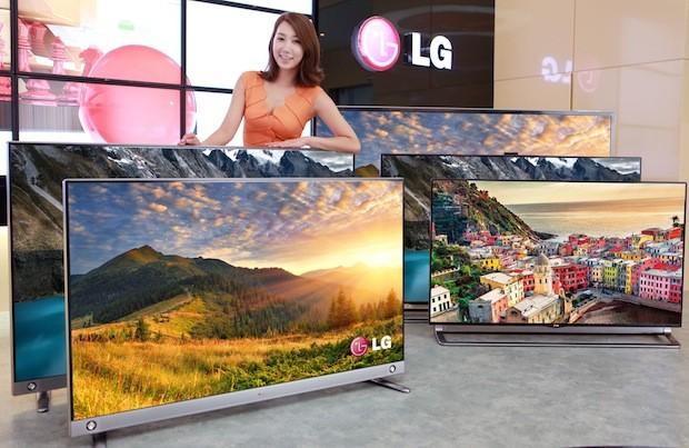 LG 4K TV Preissenkung