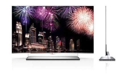 LG stattet internationale Flughäfen mit dem 55EM970V OLED TV aus