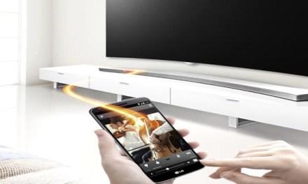 LG stellt neue Curved Soundbar für (4K) Curved TVs vor