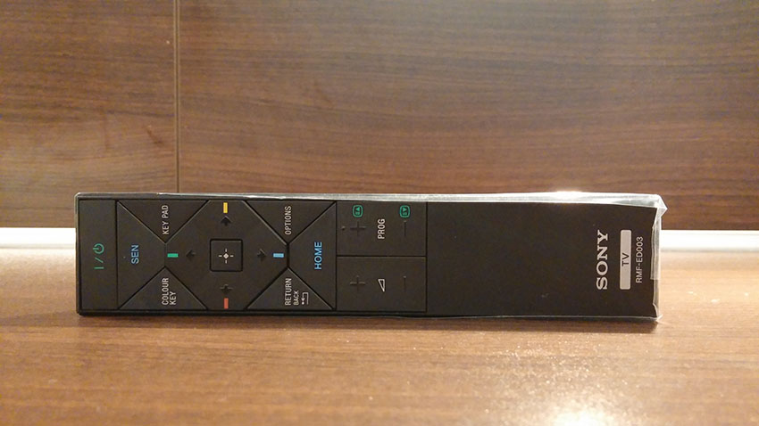 NFC Fernbedienung Sony X9