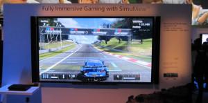 Auch Panasonic hat auf der IFA 2013 das Gaming in den Blickpunkt gerückt.