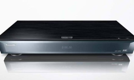Panasonic: Ultra HD Blu-ray Player DMP-UB900 vorbestellbar
