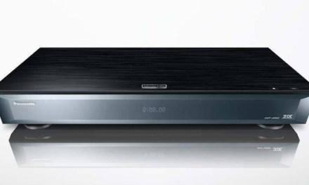 Ultra HD Blu-ray Player von Panasonic kommt im April
