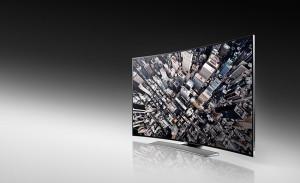 Samsung Curved UHD U9000