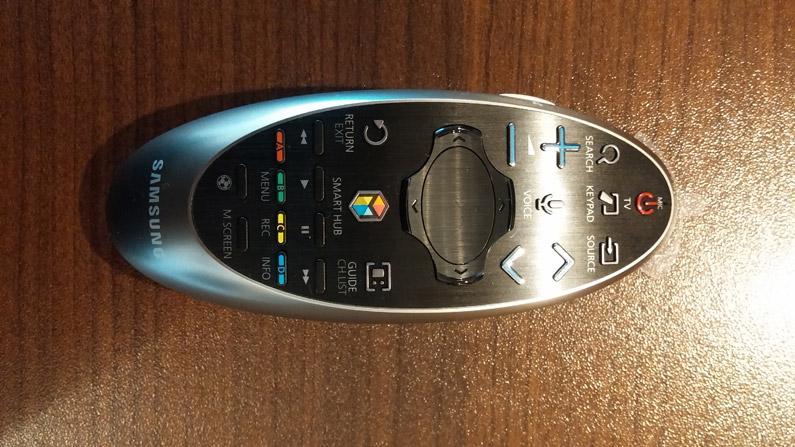 Samsung-HU7590-Magic-Remote