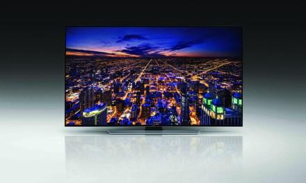 Samsung U9000: SeriesCurved UHD und biegbarer TV auf CES 2014