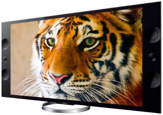 Ultra HD-TVs: Sony als Marktführer in H1 2013