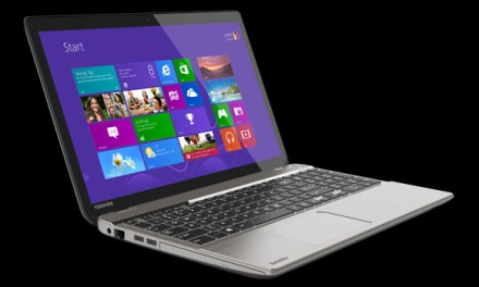 Toshiba Satellite P50t: 4K-Laptop mit Release vor Sommer 2014