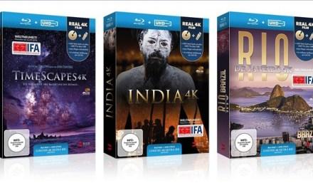 Ultra HD Blu-rays: Erste deutsche Discs angekündigt
