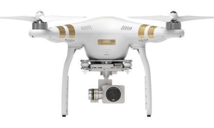 Phantom 3 Professional: 4K-Drohne für besondere Situationen