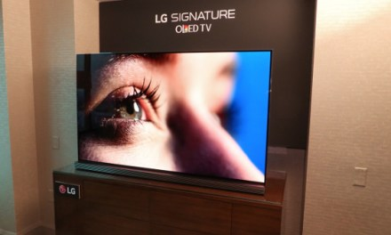 LG Signature G6 OLED Fernseher ist vorbestellbar