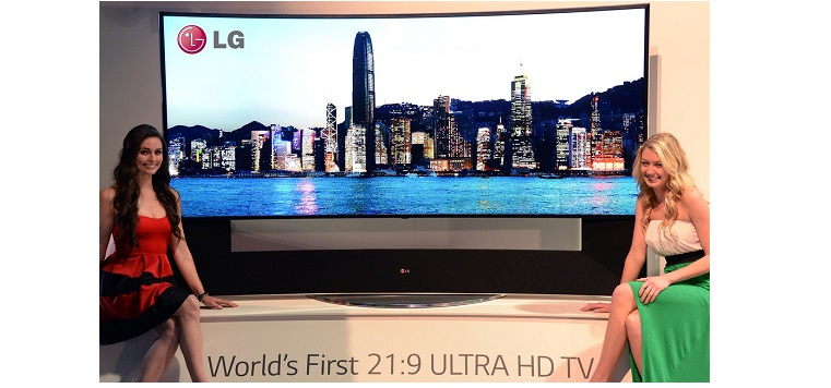 Fernseher Groß