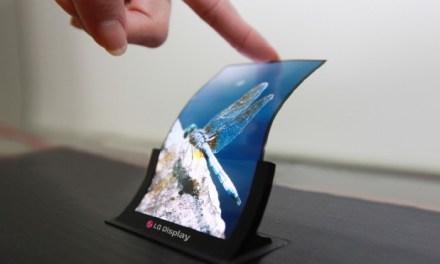 LG startet Massenproduktion von flexiblen OLEDs für Smartphones und TV Geräte
