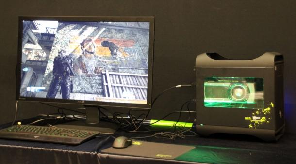 nvidia 4k gamescom 2013