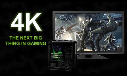 4K: Schon für Gaming geeignet oder noch nicht?
