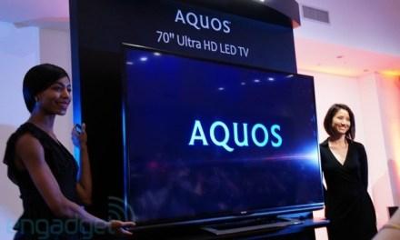 Sharp stellt THX-certified 70″ AQUOS Ultra HD Fernseher vor
