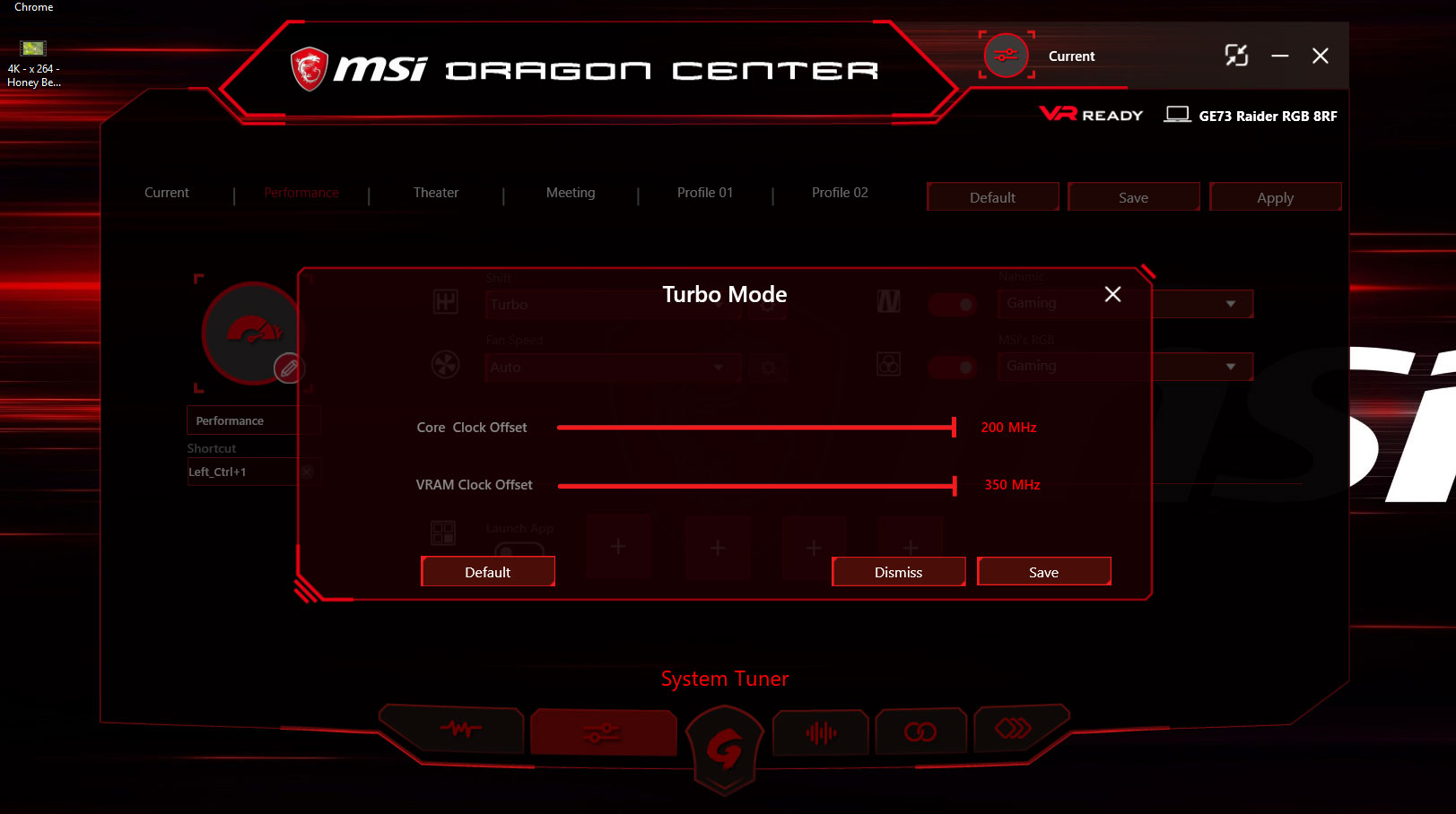 MSI GE73 Raider 8RF review and benchmarks (i7-8750H, GTX 1070, FHD