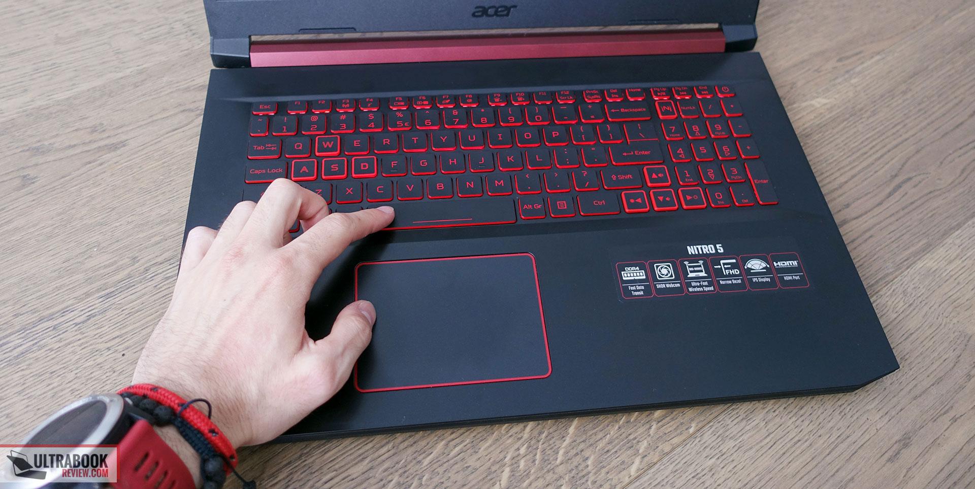 Acer Nitro 5 review (2019 AN517-51 model - Phoneweek