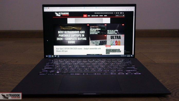 Asus ExpertBook B9450FA - review