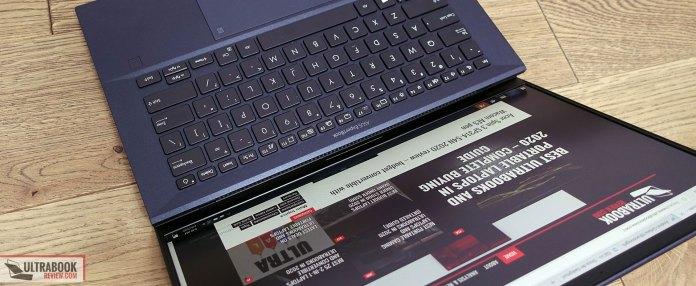 Asus ExpertBook B9450FA - cooling