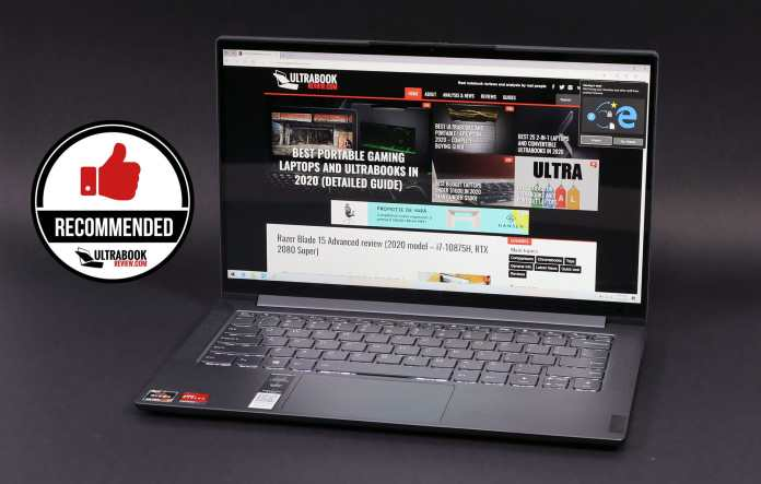 Lenovo Ideapad Slim 7 review