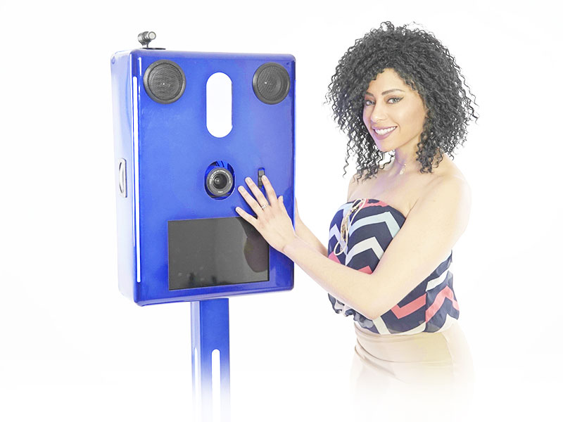 Ultrabooth Pro Video Photo Booth Kiosk